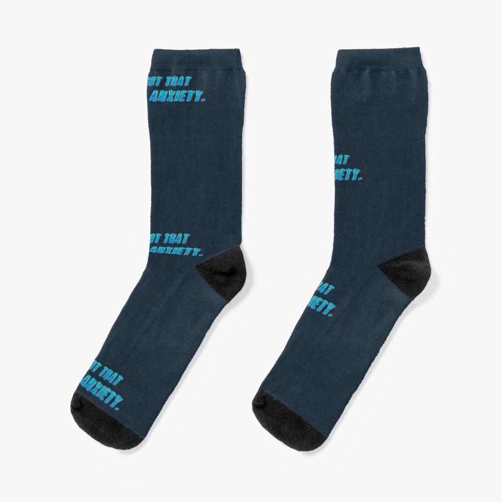 Got That 3AM Anxiety - Lil Phag Design Socks