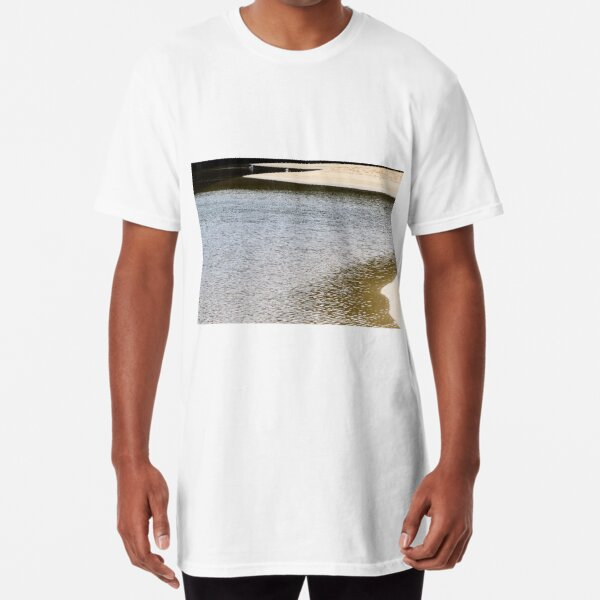 A Bend In The River Long T-Shirt