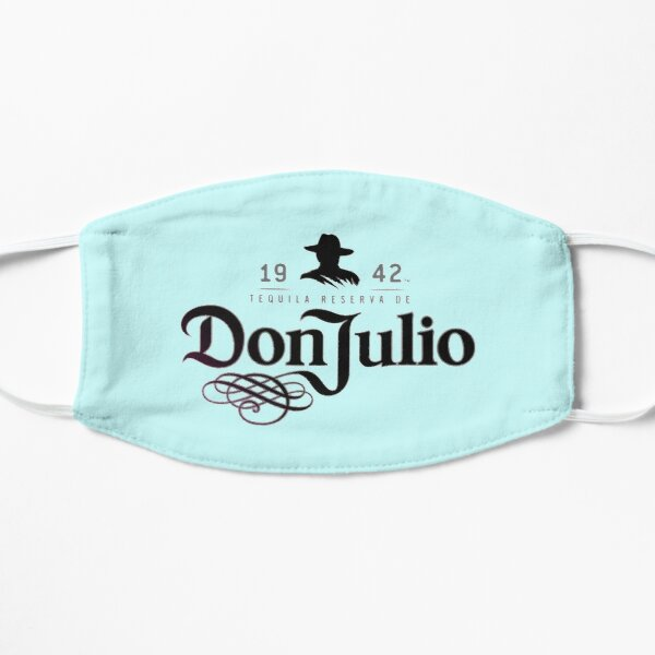 Don Julio Tequila 1942 Flat Mask