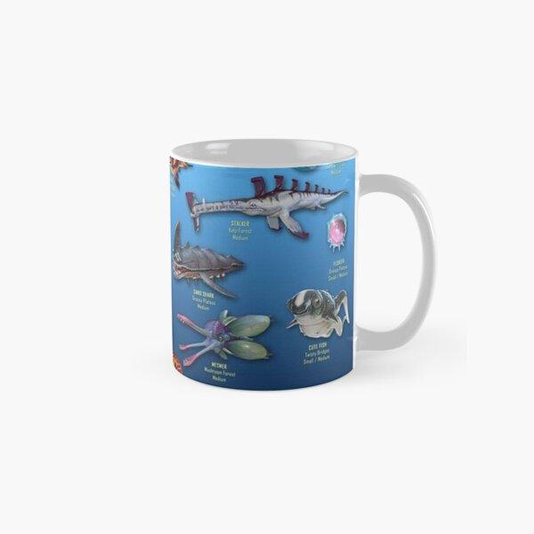 subnautica  Classic Mug