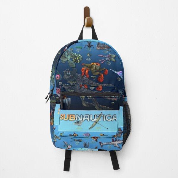 subnautica  Backpack