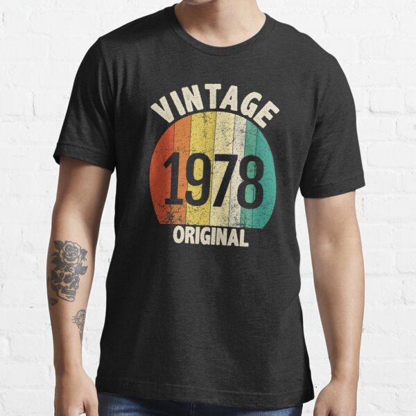 Vintage 1978 Essential T-Shirt