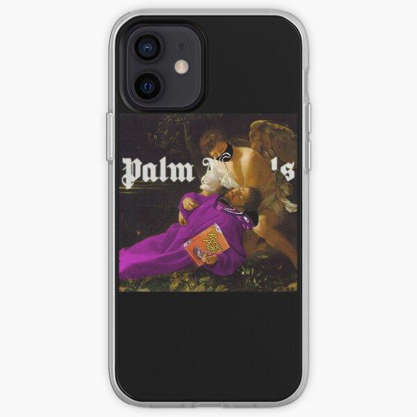 Ángeles de Palm Bape Funda blanda para iPhone