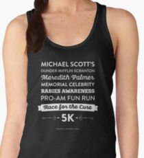 The Office - Rabies Awareness Fun Run Women's Tank Top