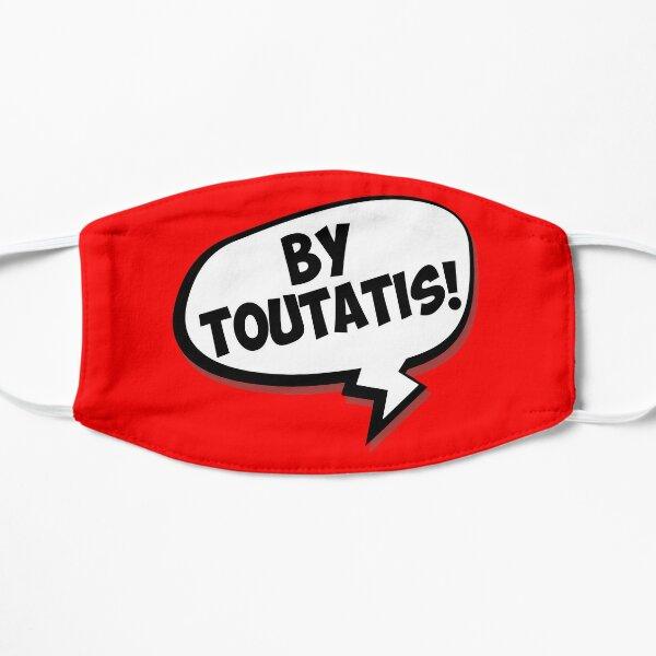 Par Toutatis! Masque sans plis