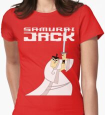 Samurai Jack Women's Fitted T-Shirt