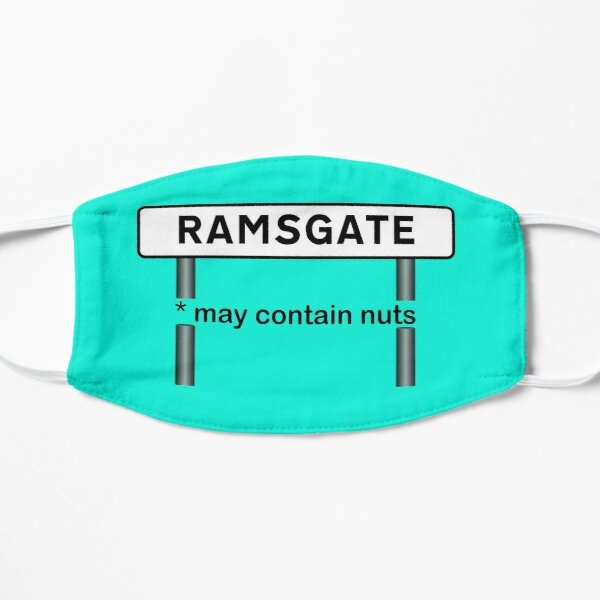 Ramsgate - May Contain Nuts Mask