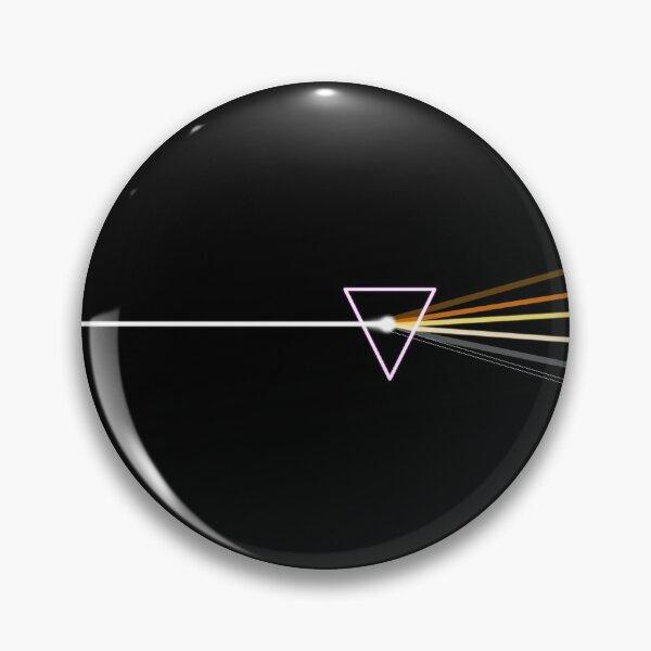 Bear Light Prism Pin