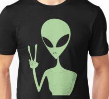 Peace Alien 2015 Unisex T-Shirt