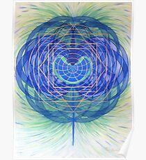 Pleiadian Energy Poster