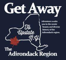 Get Away To Upstate New York | Unisex T-Shirt