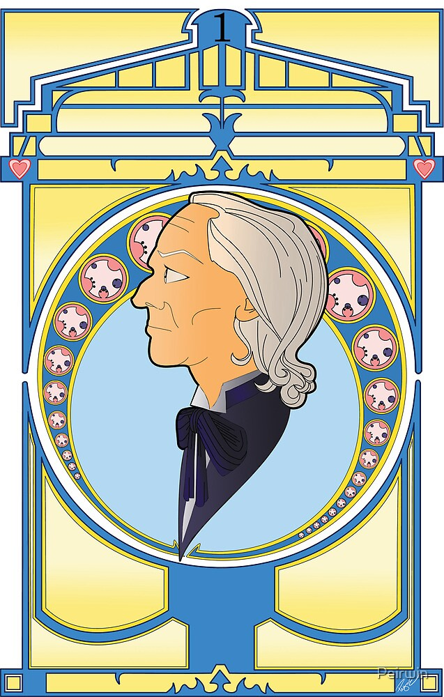 The First Doctor by Peirwin