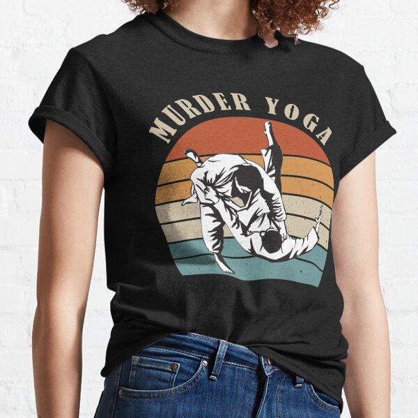 Mord Yoga Vintage Classic T-Shirt