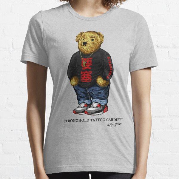Tat Shop Bear  Essential T-Shirt