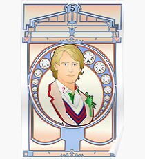 The Fifth Doctor Poster