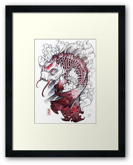 shigeki.zumi: tattoo sketchbook: 008 by fydbac