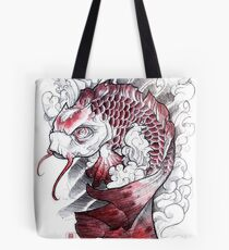 shigeki.zumi: tattoo sketchbook: 008 Tote Bag