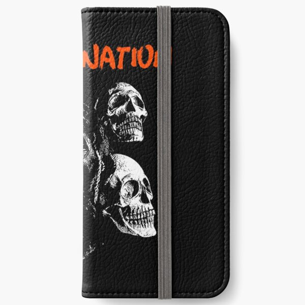 Zombie Nation iPhone Wallet