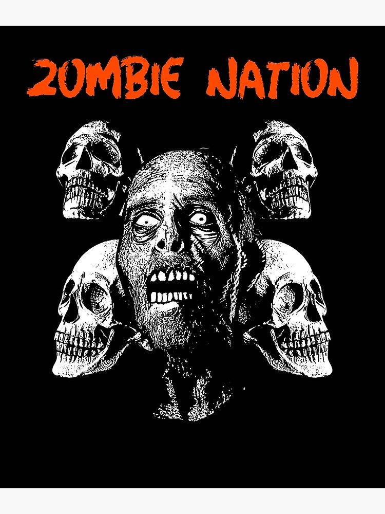 Zombie Nation by ds-4