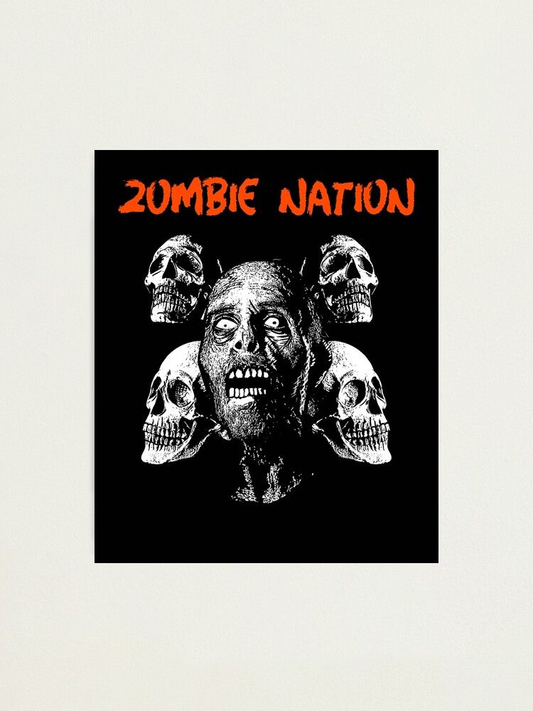 Alternate view of Zombie Nation Photographic Print