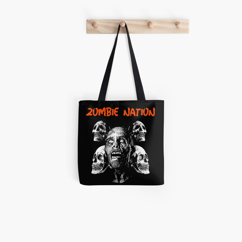 Zombie Nation Tote Bag