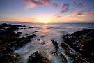 Evening Glow, Maui by Michael Treloar