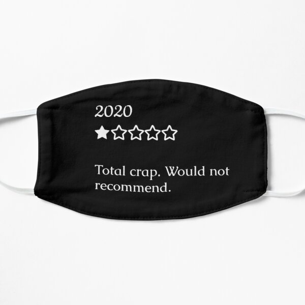 2020 One star rating Mask