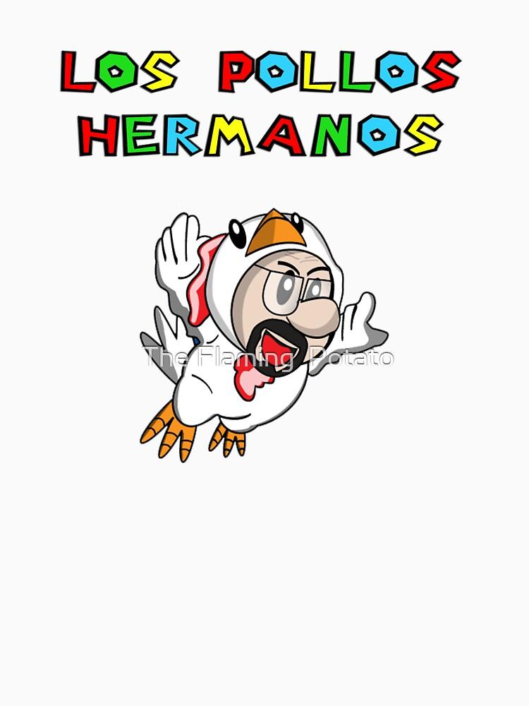 Los Pollos Super Mario Style by FlamingPotato