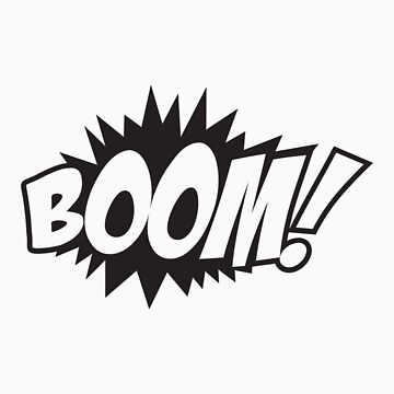 Boom! by inmyplace