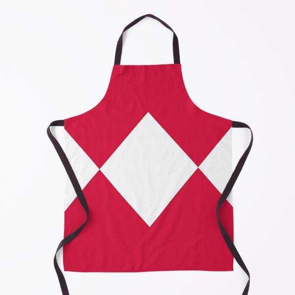 Red Ranger Apron