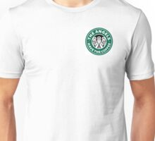The Angels Have the Coffee Unisex T-Shirt