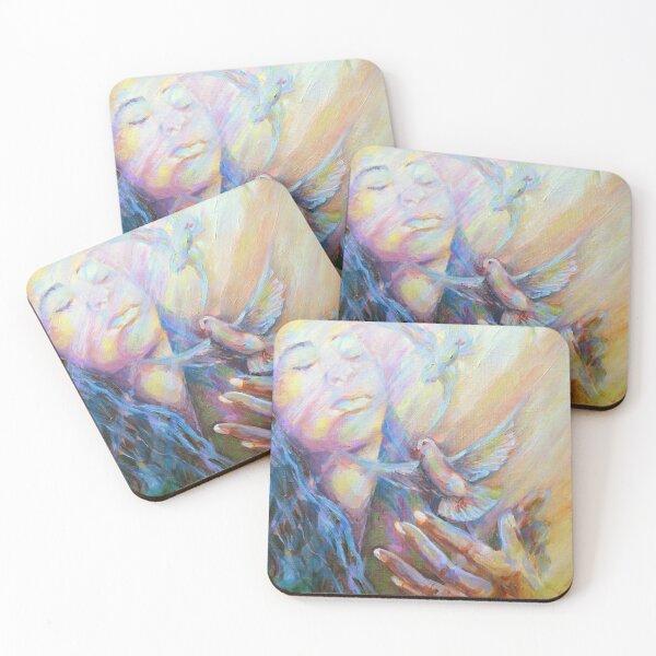 Overflow Coasters (Set of 4)