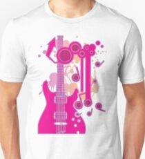 GUITAR-POP TUNES T-Shirt