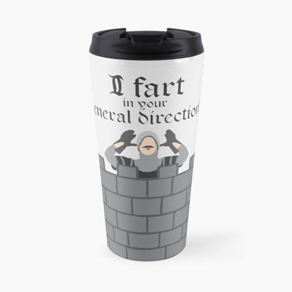 French Taunting Guard Travel Mug