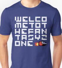 WELCO METOT HEFAN TASYZ ONE Unisex T-Shirt