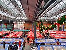 Christmas At Old Spitalfields Market - HDR by Colin  Williams Photography