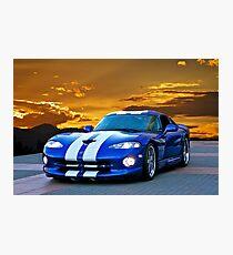 1996 Dodge Viper GTS II Photographic Print