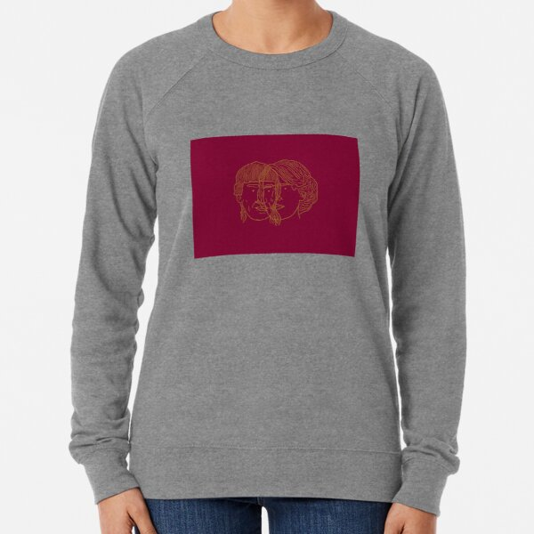 Seeing Eye to Eye: Fleabag Part 2 Lightweight Sweatshirt
