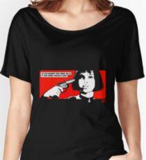 Mathilda Women's Relaxed Fit T-Shirt