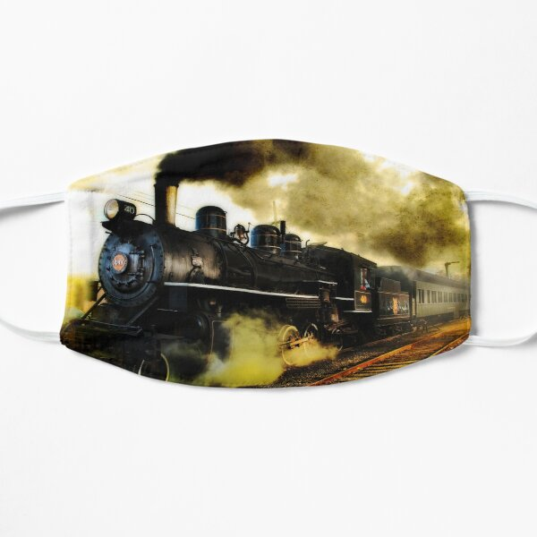 Old Steam Flat Mask