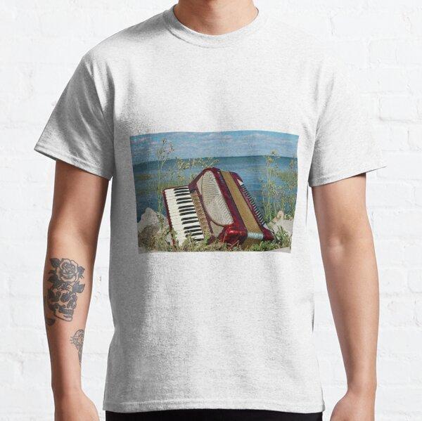 Red Accordion Classic T-Shirt