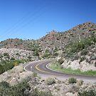 Desert Road by kristijacobsen