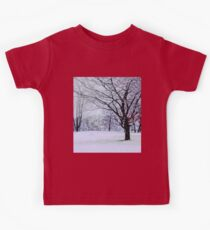 Winter Trees Kids Clothes