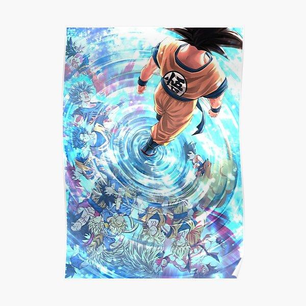 Dragon Ball Z / Goku Poster