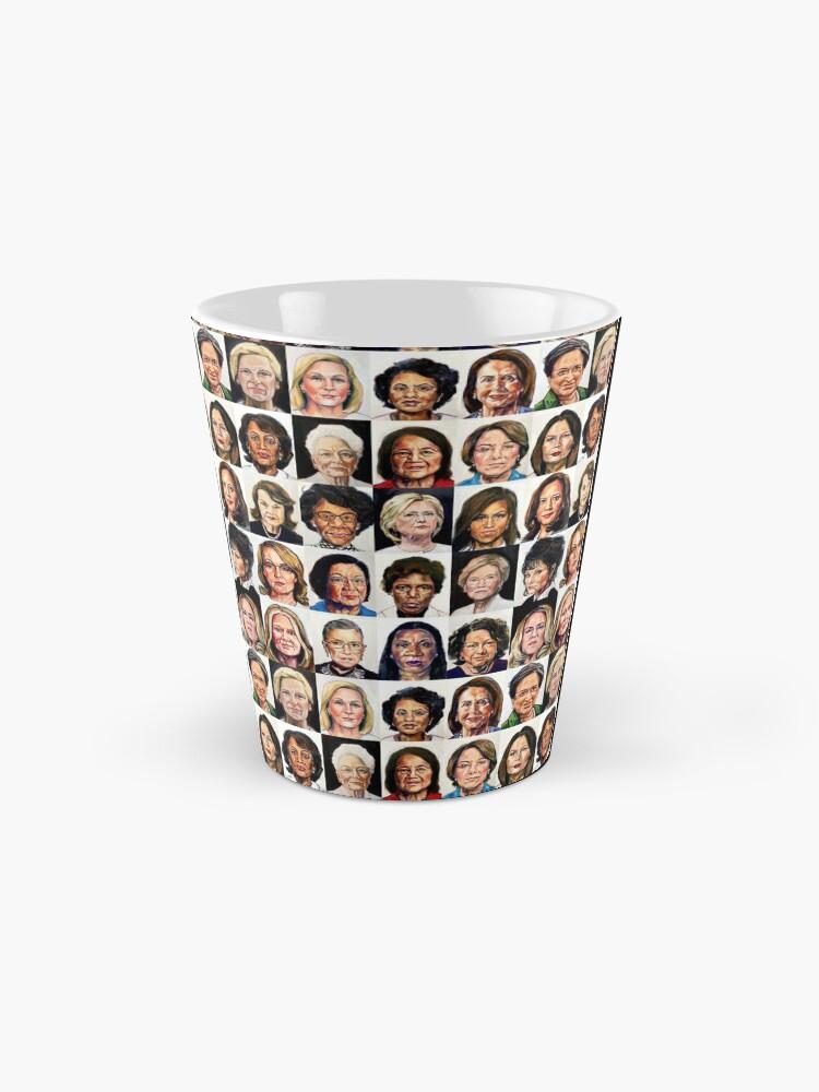 Alternate view of Sheroes Mug
