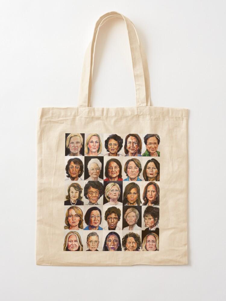 Alternate view of Sheroes Tote Bag
