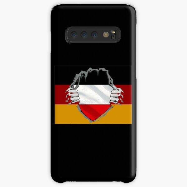 German Empire Flag Fahne Germany Kaiser Gift Idea Samsung Galaxy Snap Case