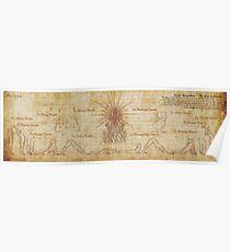 Suryanamaskar – The Sun Salutation Poster