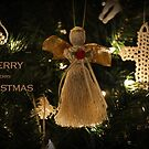 Merry Christmas..... Card to YOU by Betty Maxey