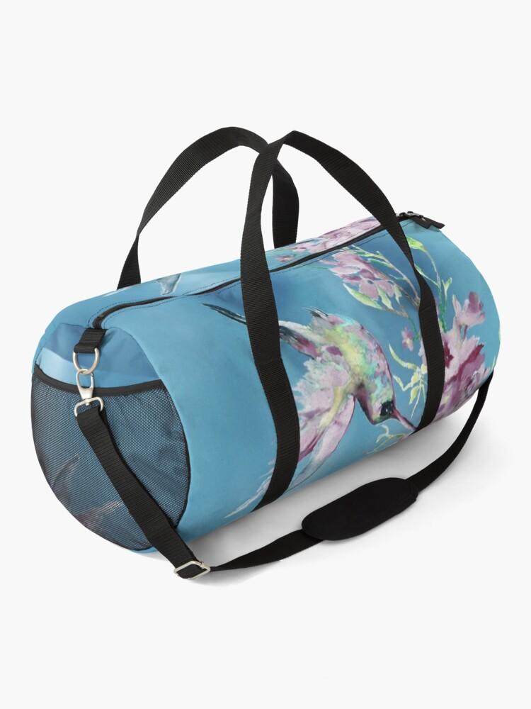 Alternate view of Lilac Dreams Duffle Bag